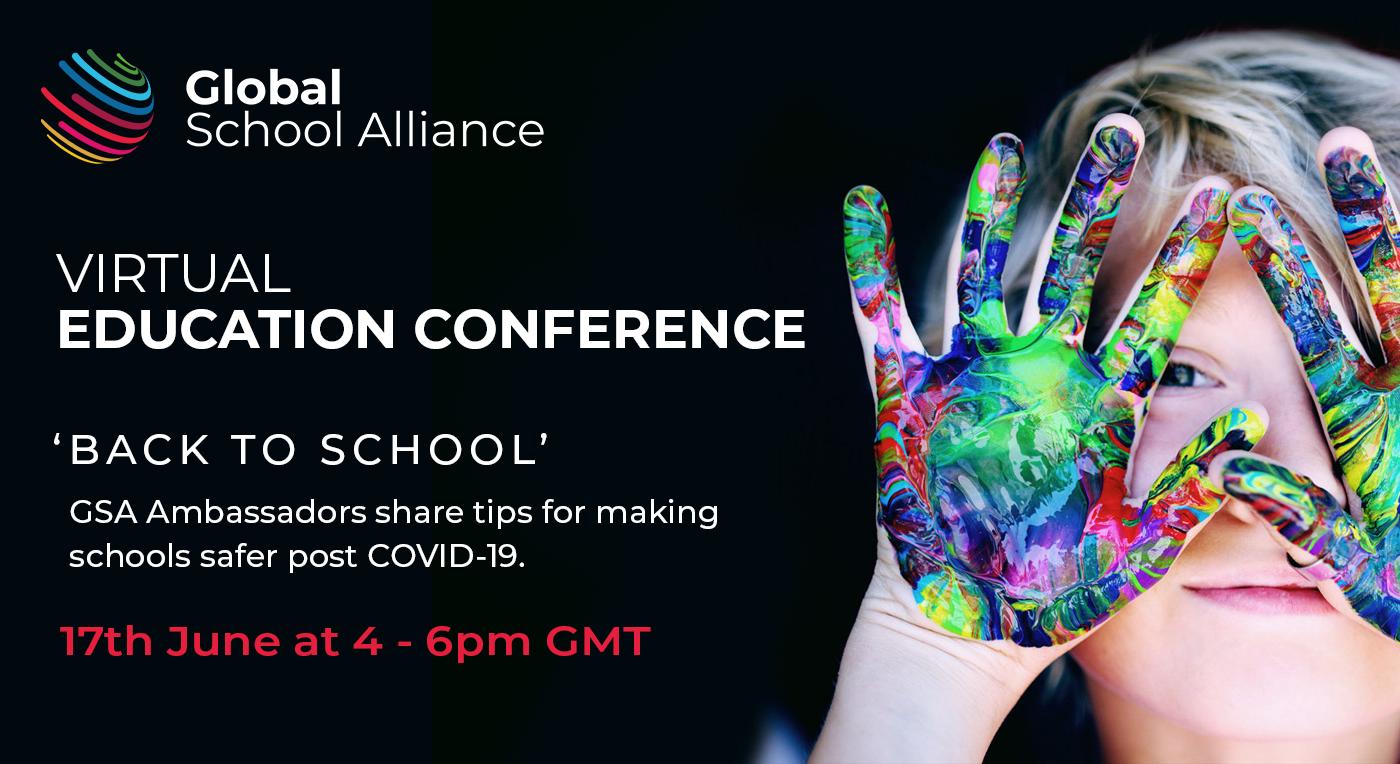GSA Virtual Conference Flyer