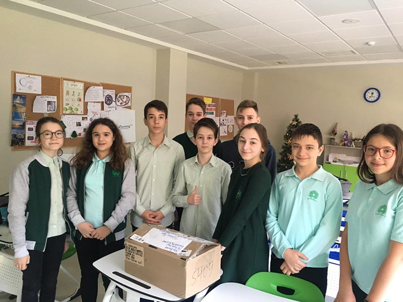 Global Educational Projects For a Better World