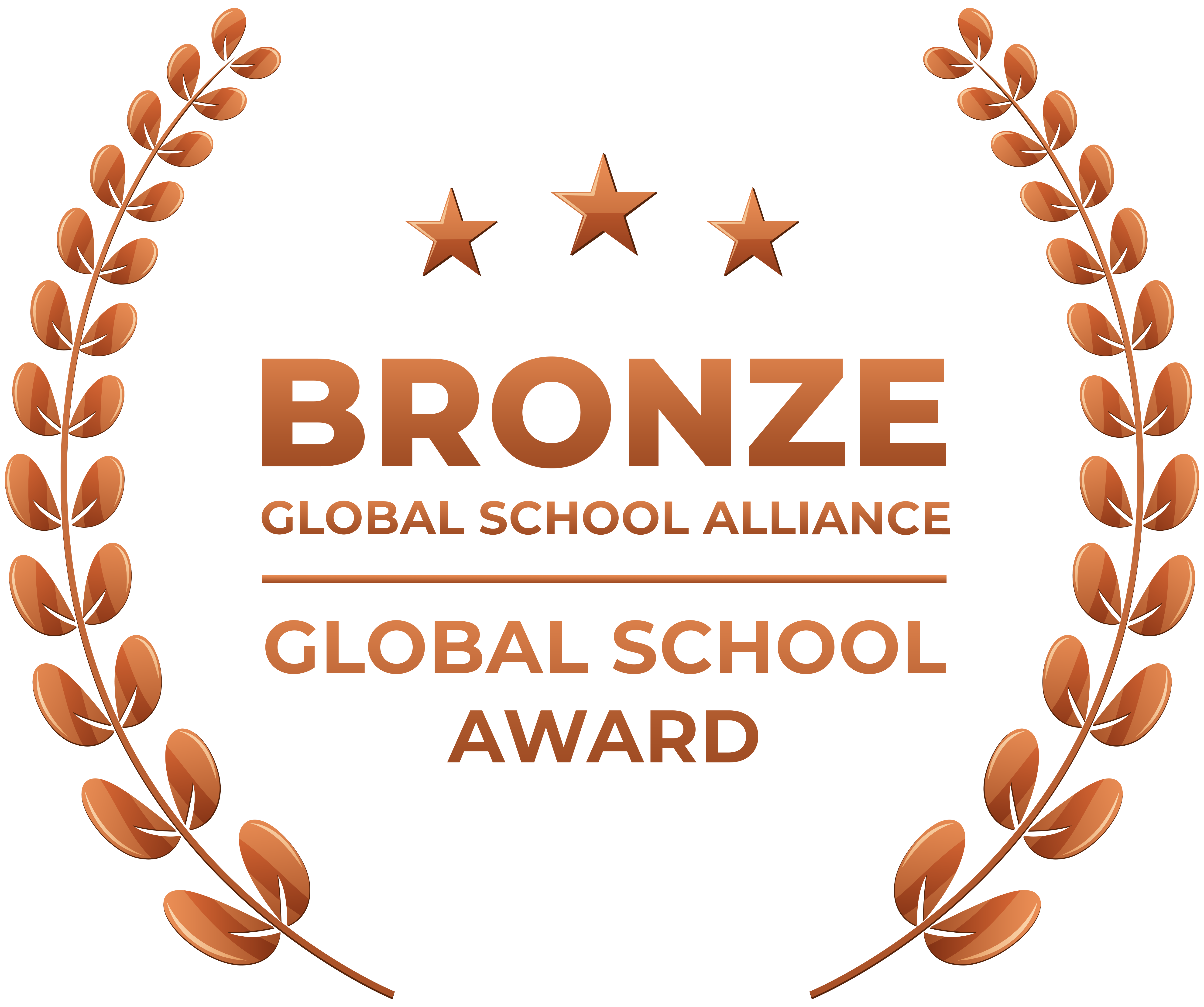 GSA Bronze Global School Award
